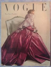 Vogue Magazine - 1949 - January